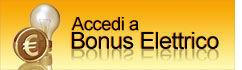 Accedi al Bonus Elettrico
