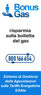 Documentazione Bonus GAS